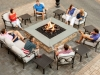 Commercial Lifestyle Photography Raleigh Firepit