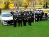 Large Group Photography Police Department