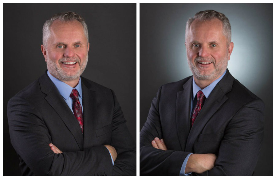 Business Executive Headshot Taken In North Raleigh NC Studio