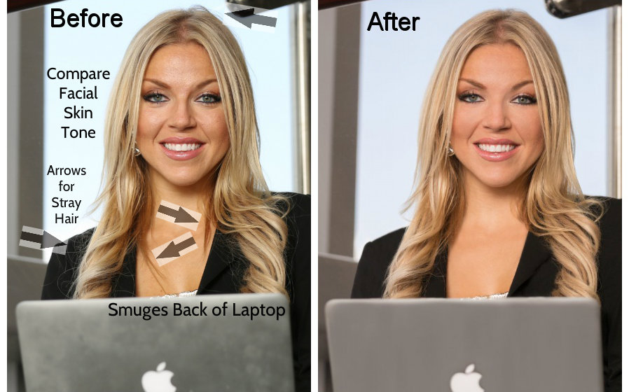 Elyse Before and After