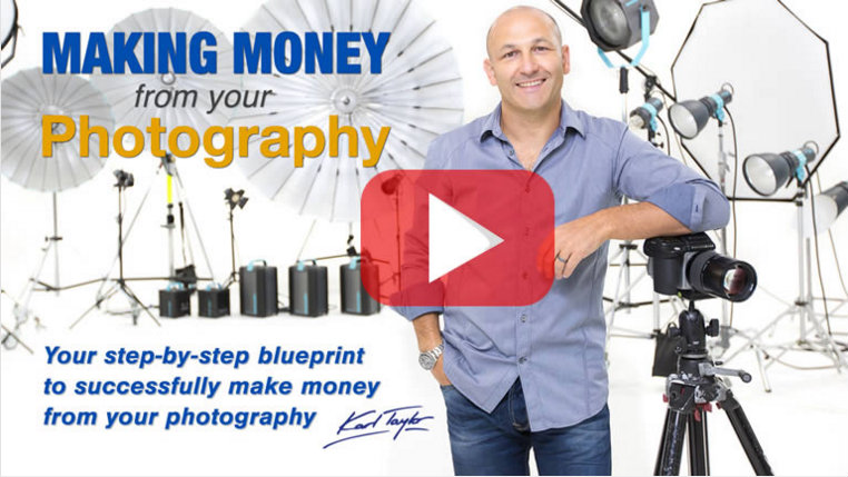Karl Taylor Making Money From Photography