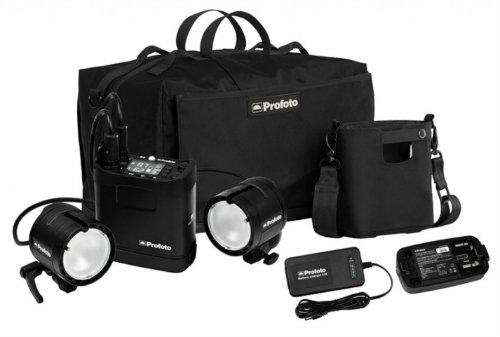 Profoto B2 Two Head Location Kit A