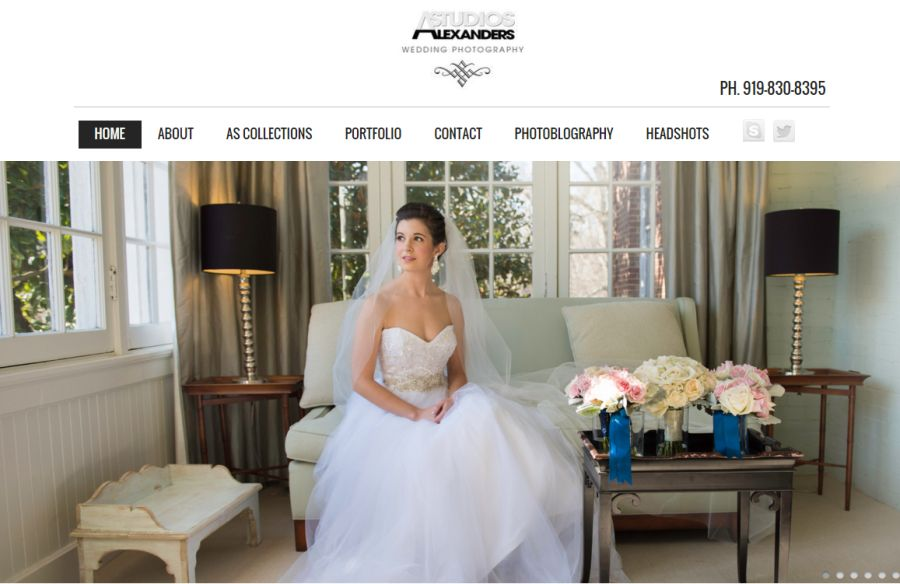 Photographer Stephen Alexander's Website - Alexander Studios
