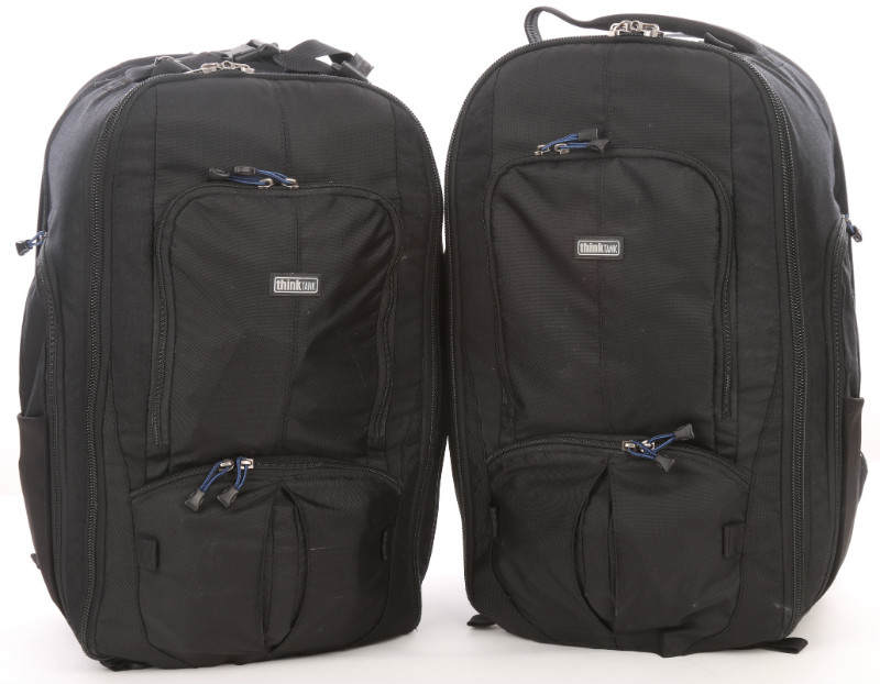 Two Think Tank Streetwalker Bags
